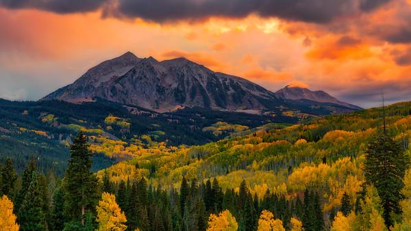 West Elk Mountains, Colorado