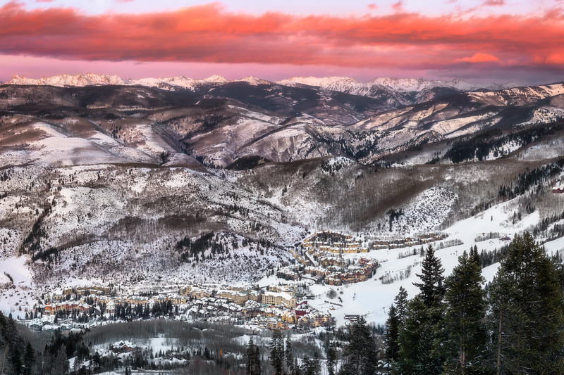Beaver Creek Ski Resort, Colorado