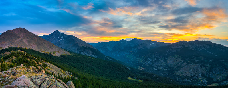 Holy Cross Wilderness, Colorado (2017)