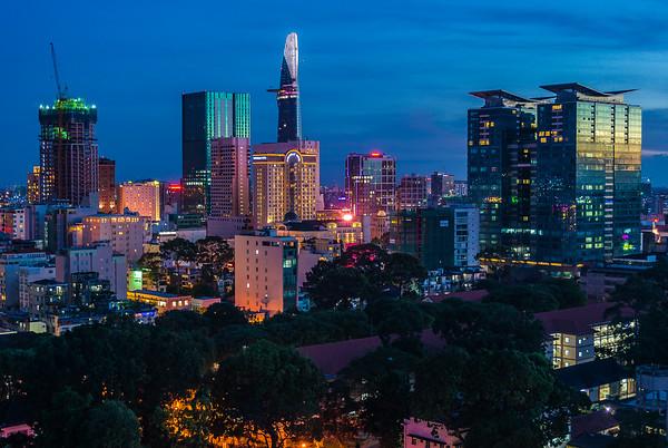 Ho Chi Minh City, Vietnam (2013)
