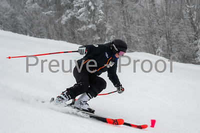 Mont-Tremblant, QC, Canada  - January 3 2021:  Club De Ski Mont-Tremblant   Photo by:  Gary Yee (garyphoto.ca)
