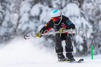 Mont-Tremblant, QC, Canada  - January 19 2021:  Ski Études   Photo by:  Gary Yee (garyphoto.ca)