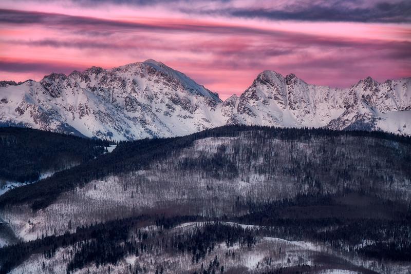 Mount Powell & Peak C