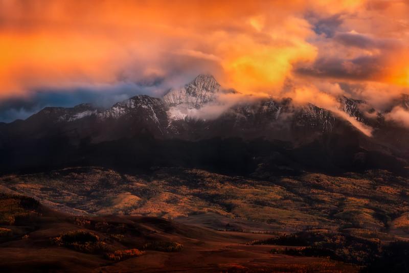 Mt Wilson Peak