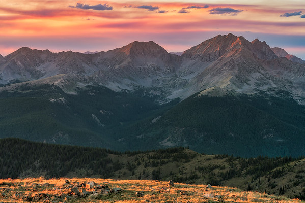 Collegiate Peaks Wilderness, Colorado