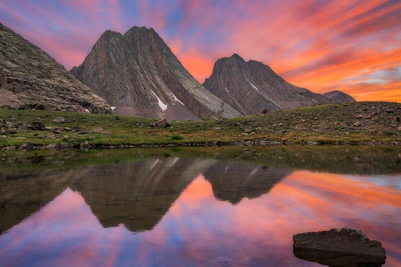 Vestal & Arrow Peaks
