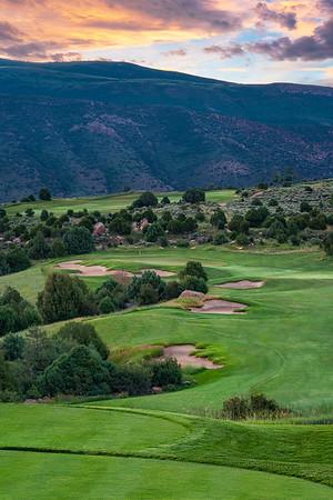 Red Sky Ranch, Fazio Course - Hole 2