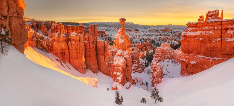 Bryce Canyon National Park, Wyoming