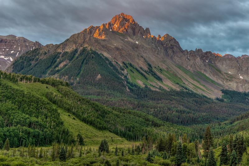 Mt Sneffels (14,157')