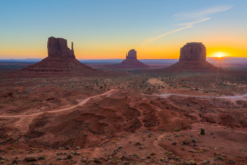 Monument Valley, Navajo Nation, Arizona (2016)