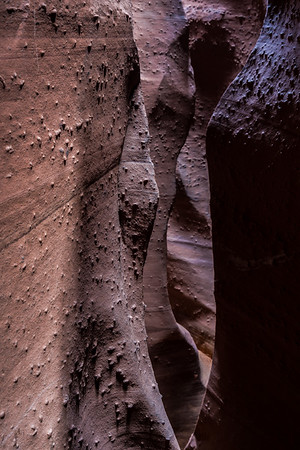 Spooky Gulch Slot Canyon