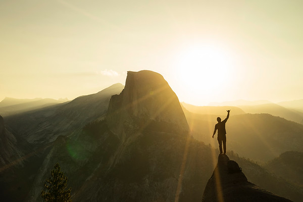 CHRIS BURKARD, SUMMER YOSEMITE TRIP