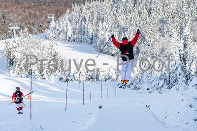 Mont Tremblant, Quebec - December 16 -  Equipe Bosse at Tremblant (Photo par:  Gary Yee)