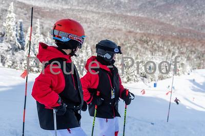 Mont Tremblant, Quebec - December 16 -  Equipe Bosse at Tremblant (Photo par:  Gary Yee)