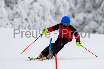 Mont Tremblant, Quebec - January 13 -  Club Performance C SL at Tremblant  on Alpine (Photo par:  Gary Yee)
