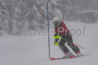 Mont-Tremblant, QC - January 28 -  Club Performance C SL at Tremblant; Alpine Haut, Photo par Gary Yee