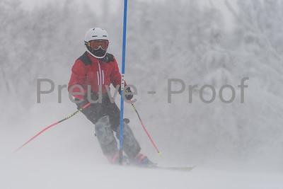 Mont-Tremblant, QC - January 28 -  Club Performance C SL at Tremblant; Alpine Haut, Photo par Gary Yee