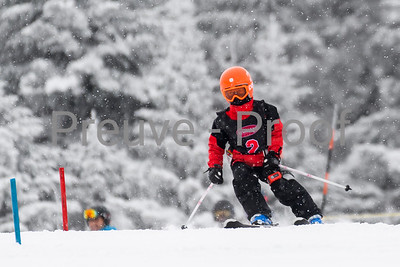 Mont-Tremblant, QC - March 3 -  Club Performance A at Tremblant on the Nansen pitch, (Photo par: Gary Yee)