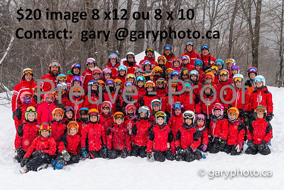 Mont-Tremblant, QC - February 2 -  ESN Programme Weekend AM at Tremblant, Photo par Gary Yee