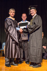 Platt College Graduation Ceremony, student No.01c