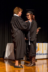 Platt College Graduation Ceremony, student No.11b