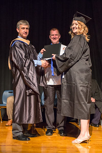 Platt College Graduation Ceremony, student No.06c