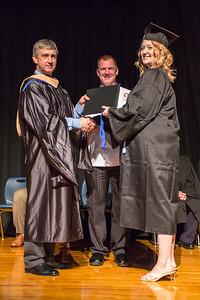 Platt College Graduation Ceremony, student No.06c