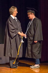 Platt College Graduation Ceremony, student No.09a