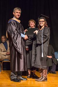 Platt College Graduation Ceremony, student No.11c