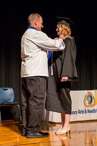 Platt College Graduation Ceremony, student No.06b
