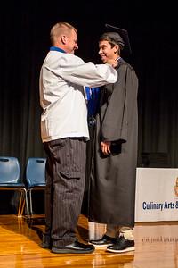Platt College Graduation Ceremony, student No.07a