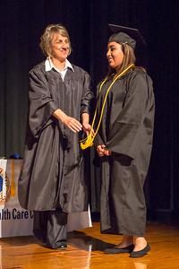 Platt College Graduation Ceremony, student No.10a