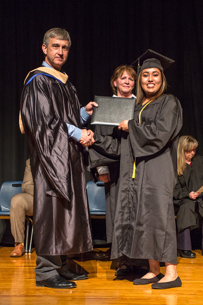 Platt College Graduation Ceremony, student No.10c
