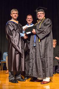 Platt College Graduation Ceremony, student No.02c