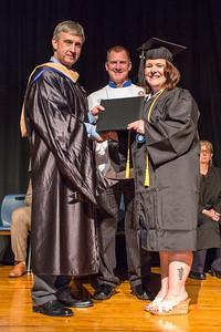 Platt College Graduation Ceremony, student No.04c
