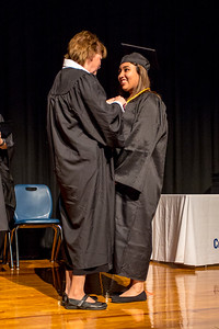 Platt College Graduation Ceremony, student No.10b