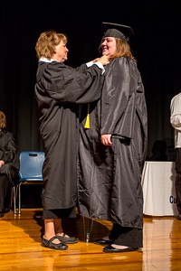 Platt College Graduation Ceremony, student No.11a