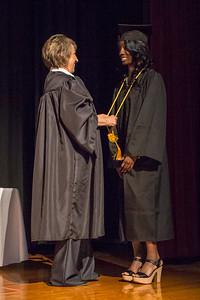 Platt College Graduation Ceremony, student No.12a
