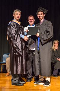 Platt College Graduation Ceremony, student No.07b