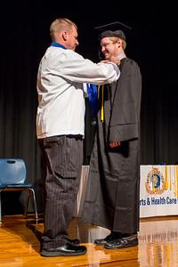 Platt College Graduation Ceremony, student No.01b