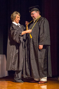 Platt College Graduation Ceremony, student No.02a