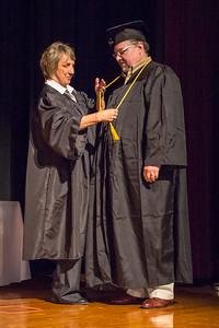 Platt College Graduation Ceremony, student No.02a