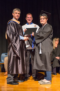 Platt College Graduation Ceremony, student No.09c