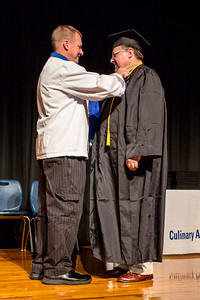 Platt College Graduation Ceremony, student No.02b