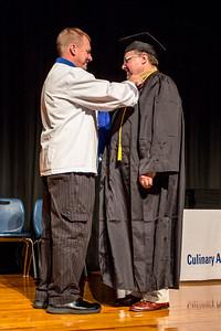 Platt College Graduation Ceremony, student No.02b