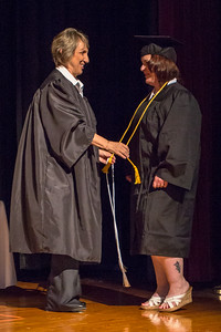Platt College Graduation Ceremony, student No.04a