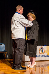 Platt College Graduation Ceremony, student No.03b