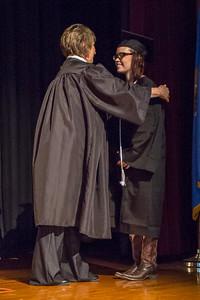 Platt College Graduation Ceremony, student No.11a