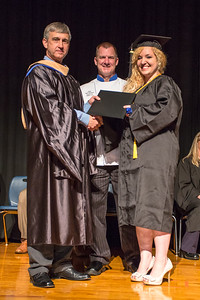 Platt College Graduation Ceremony, student No.03c