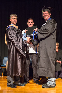Platt College Graduation Ceremony, student No.08b